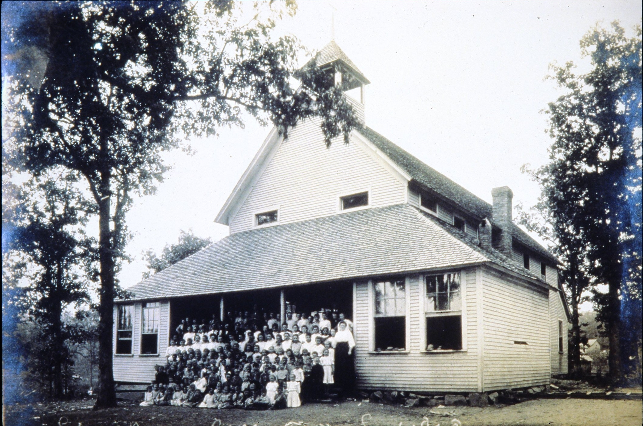 Clifty School, August 11, 1908