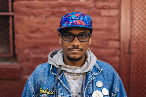 """DONWILL - Donwill is a Brooklyn based rapper who has parlayed his passion for music and writing into a wide array of opportunities. As a member of the rap group Tanya Morgan he has garnered critical acclaim with a string of impressive releases. As a solo act he has produced music for last week tonight with John Oliver and Buzzfeed's """"Another Round"""" podcast to name a few. Comedy is something he is passionate about as well, and alongside Wyatt Cenac he plays host to Shouting at the Screen, an interactive event based around Blaxploitation cinema where the duo provides colorful commentary and encourages the crowd to chime in and play drinking games. He is also a DJ who can be spotted spinning at Night Train with Wyatt Cenac, the 2 Dope Queens podcast, Butterboy with Jo, Aparna and Maeve, and several other venues around New York City."""