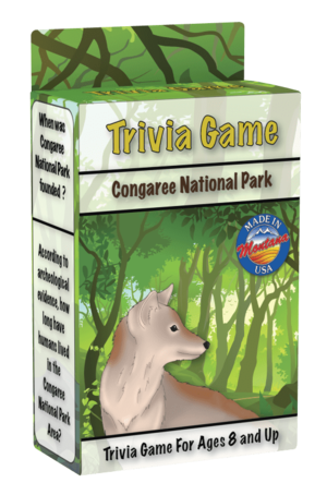 Congaree National Park - Car Games For Kids