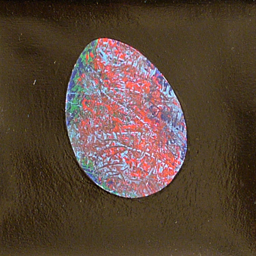 COSMIC EGG XII (BLUE/RED)