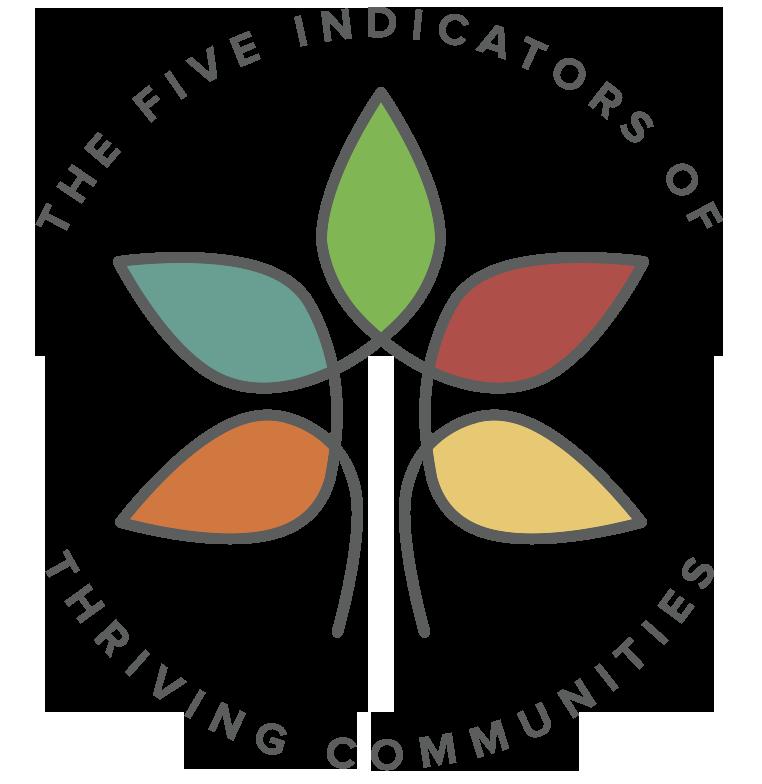 5 Indicators of Thriving communities
