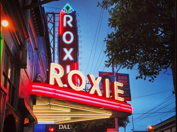 The Texture of Falling at the Roxie Theater