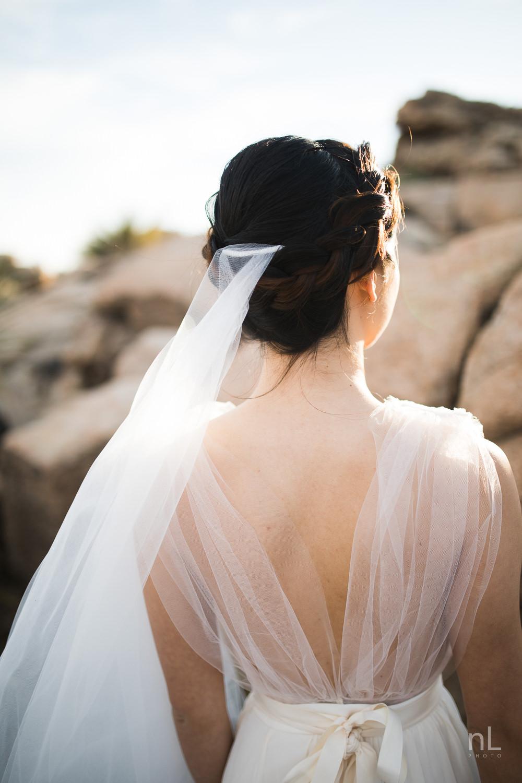 joshua-tree-engagement-wedding-elopement-photography-stylized-photoshoot-bridal-veil-portrait