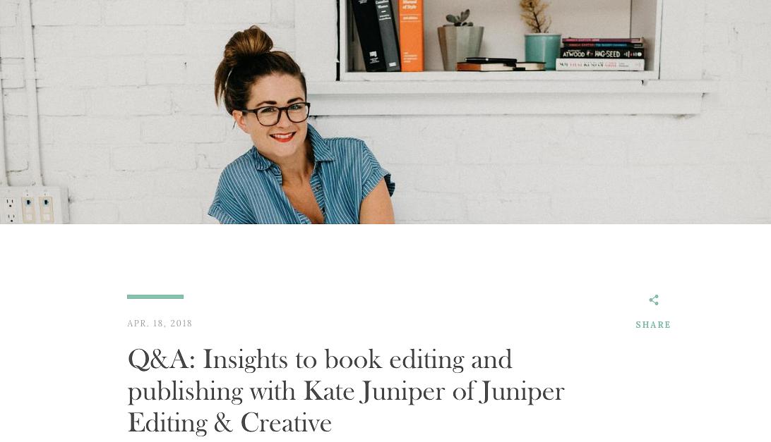 JUNIPER EDITING & CREATIVE KATE JUNIPER PICOT COLLECTIVE INTERVIEW CANADIAN BOOK EDITOR.png