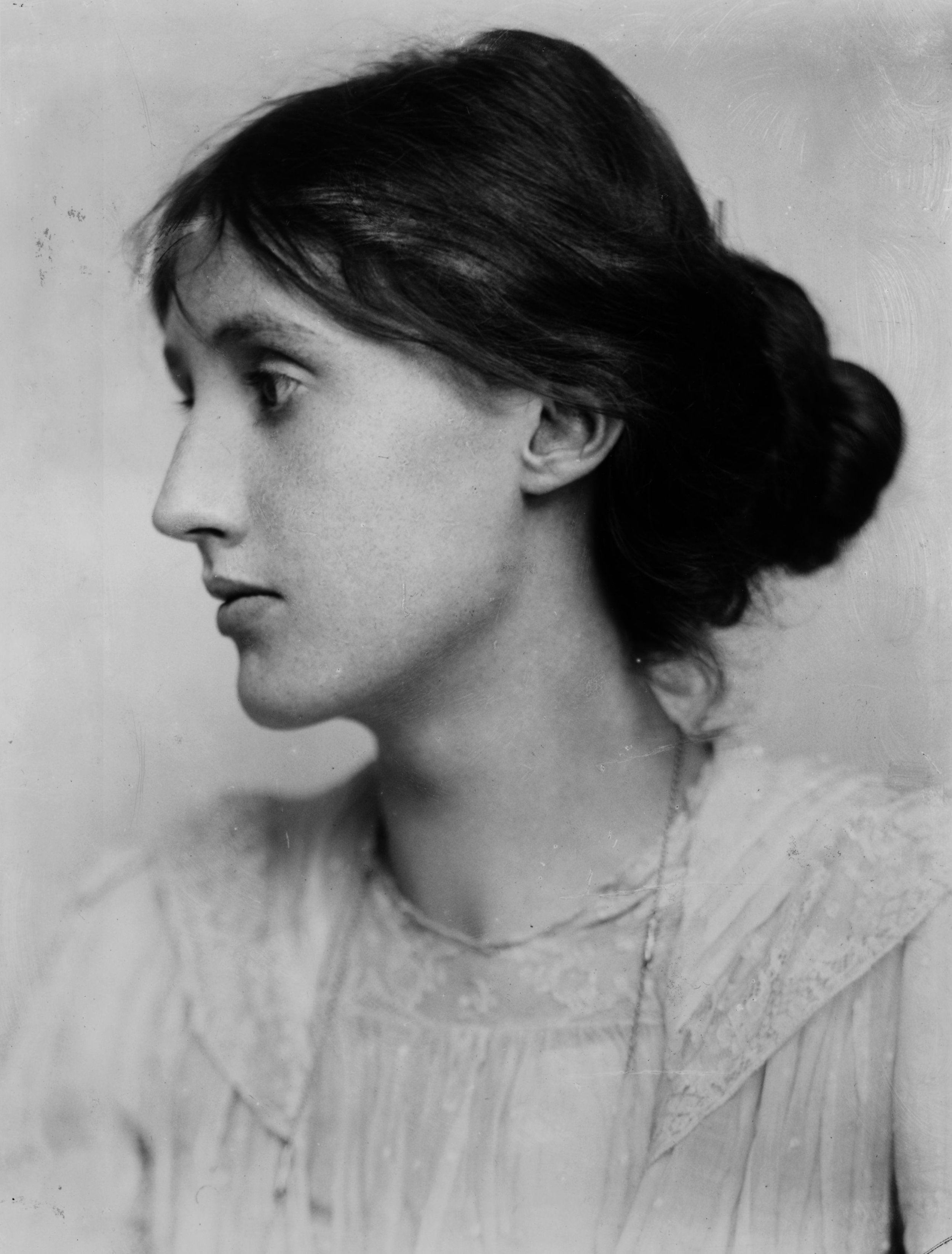 Virginia Woolf. Image by George C. Beresford/Getty Images