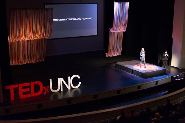 APPLICATIONS ARE DUE TOMORROW!  If you want to be a part of the TEDxUNC Organizing Committee now is your chance!  Send in your application (link in bio) by tomorrow at midnight!