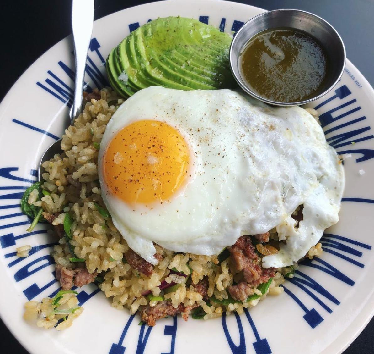 Crispy Rice Bowl- Sqirl