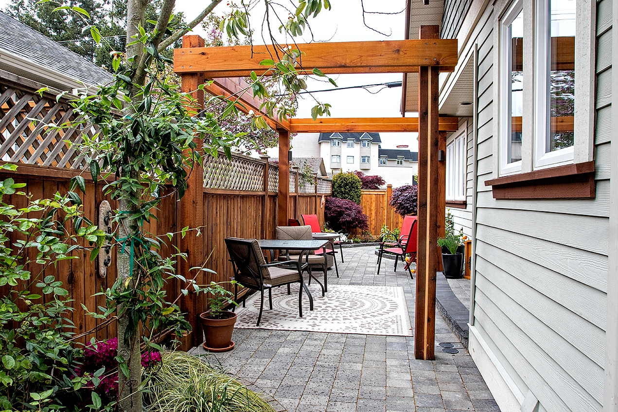 ALL-IN TOWNHOUSE GARDEN