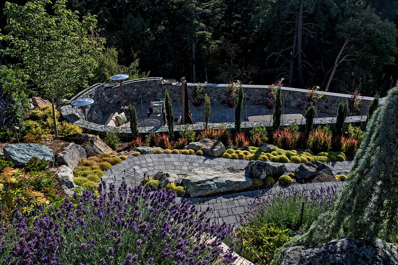 Cliffside garden-Mustang Landscape-Victoria, B.C.-Trees3.jpg
