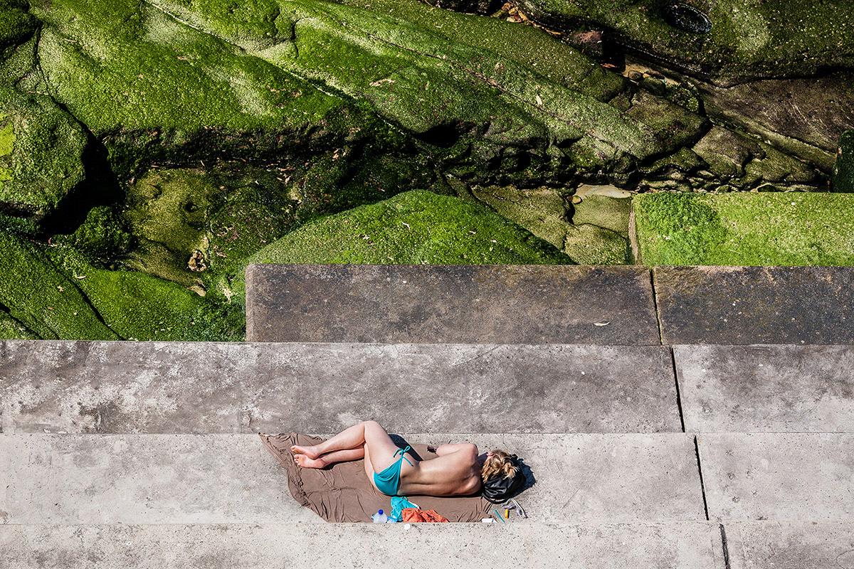 Bondi Beach, Sydney. ©Tomasz Kulbowski