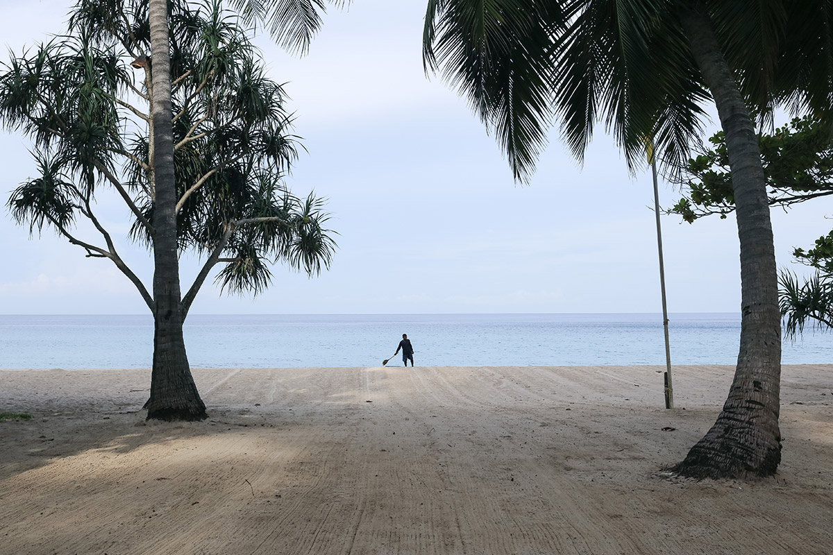 Surin Beach, Thailand. ©Tomasz Kulbowski