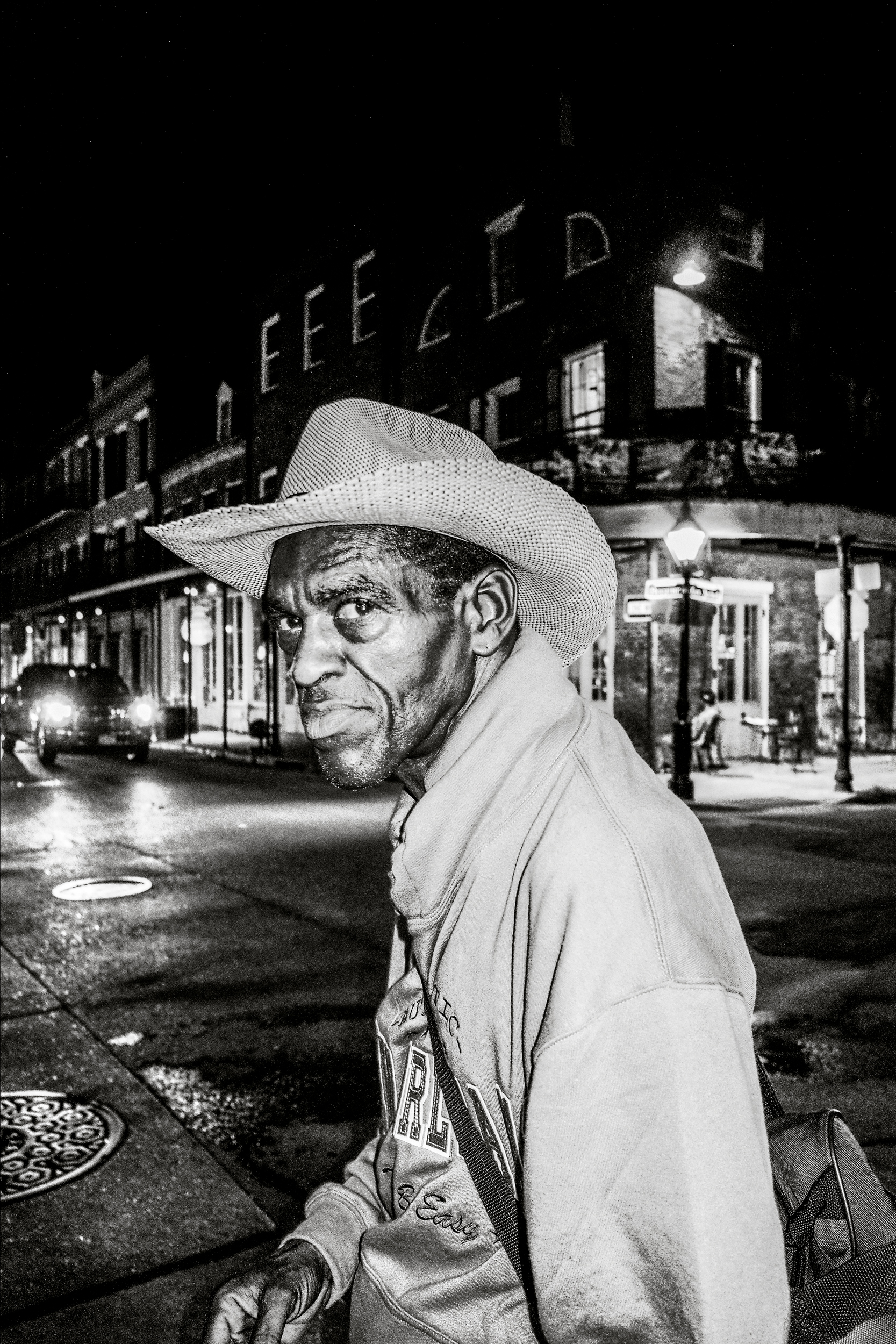 Decatur Street, New Orleans 2018 ©Meg Hewitt
