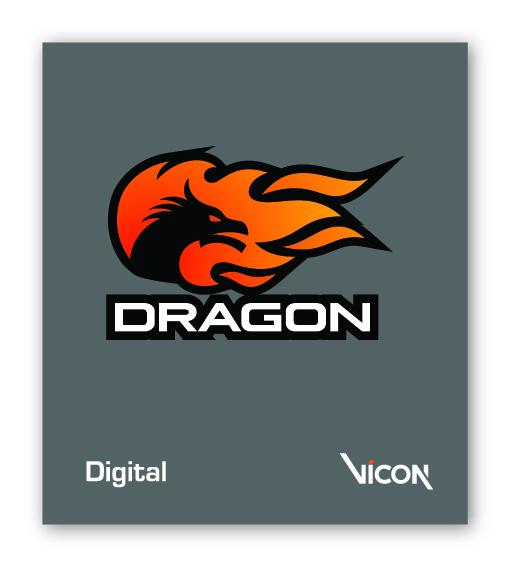 Dragon Sportswear Digital Sample Heat Transfer