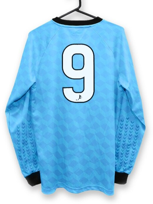 Soccer Jersey with Sports Number Heat Transfer