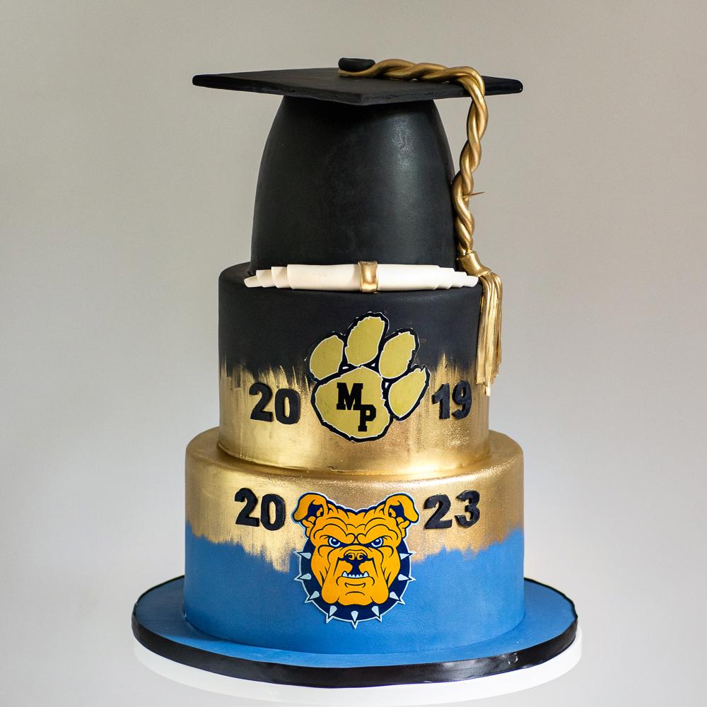 A&T University-graduation-cake-Blue-lace-cakes.jpg