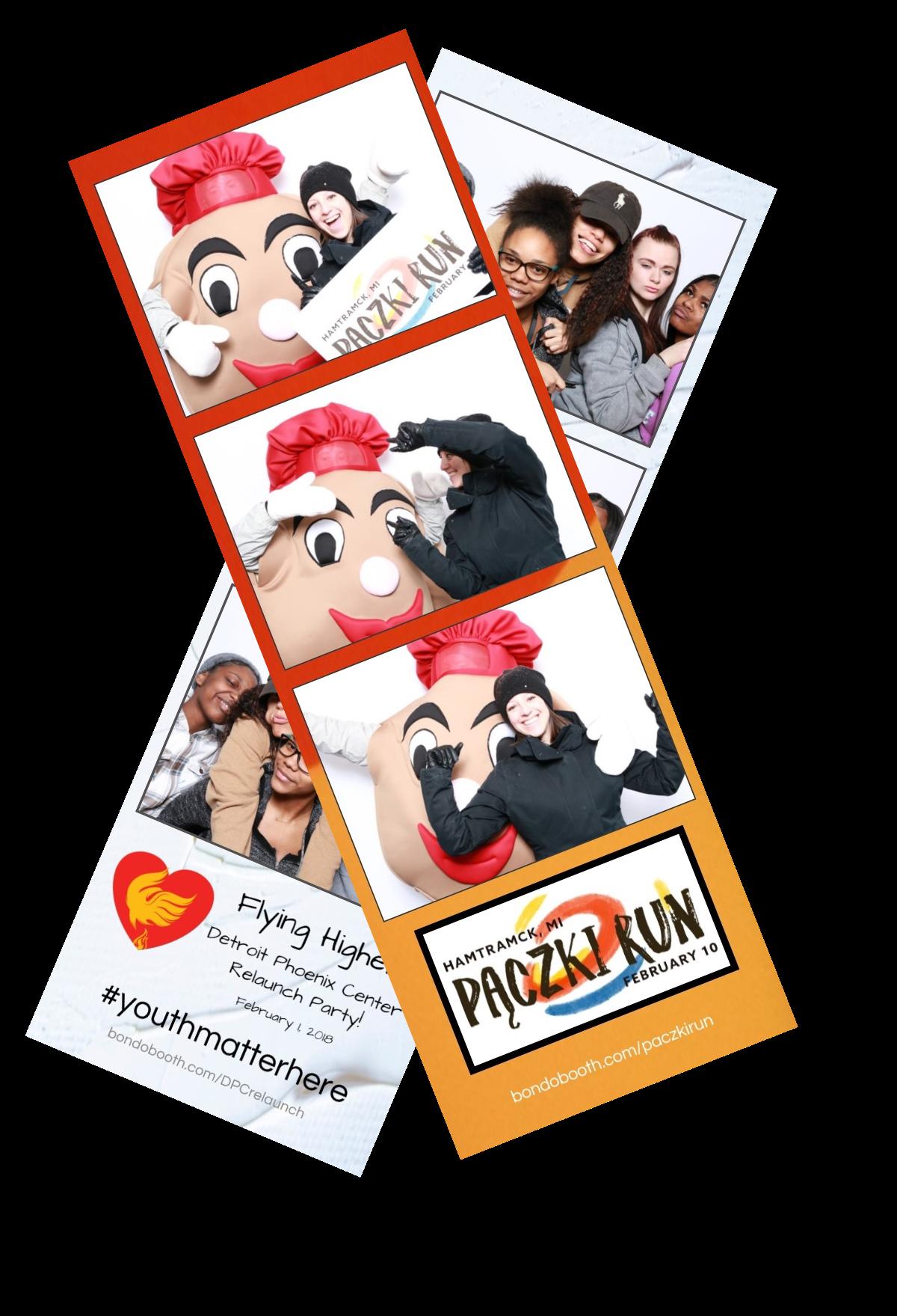 Photo Booth Print Strip