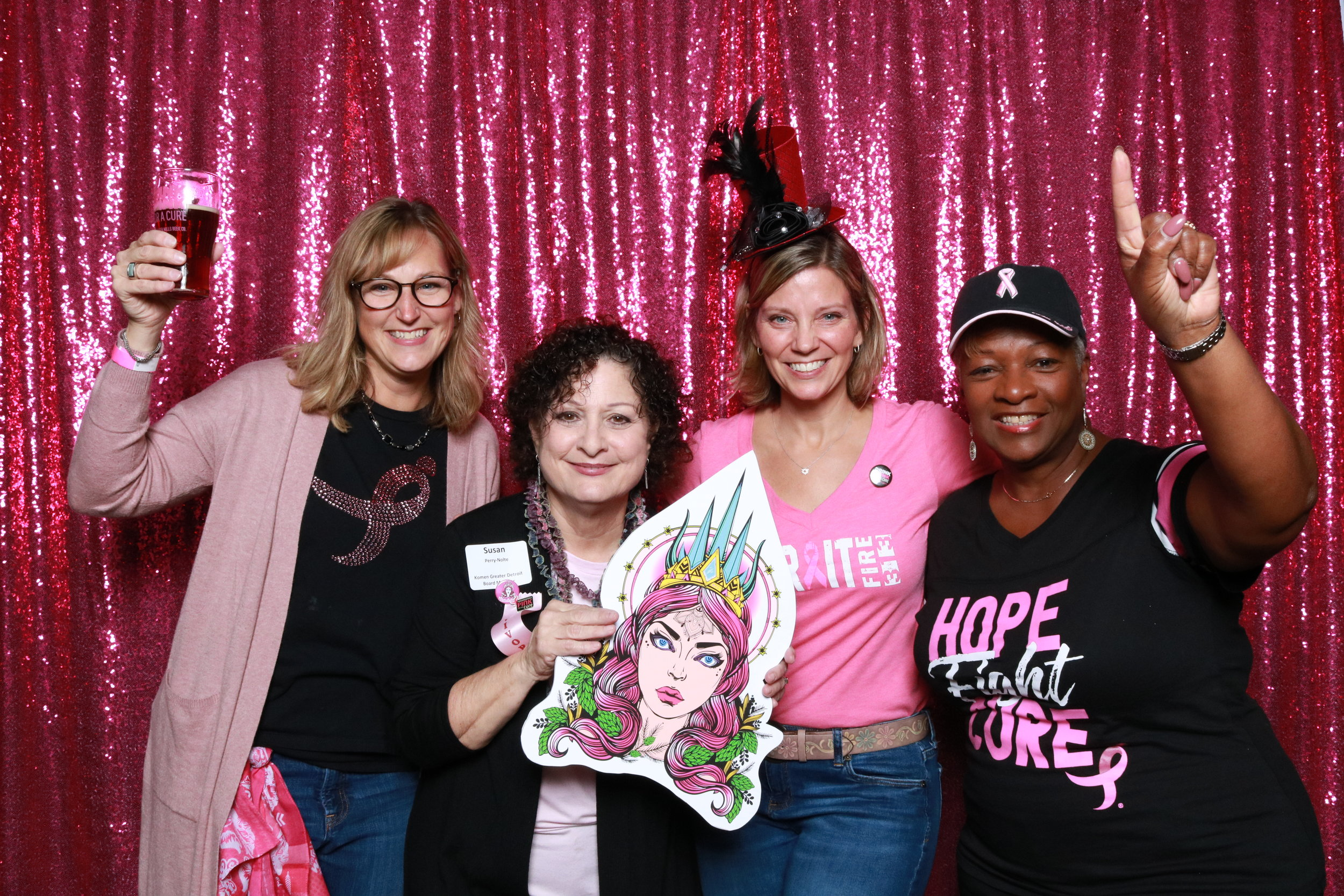 Susan G. Komen of Greater Detroit Pinktoberfest