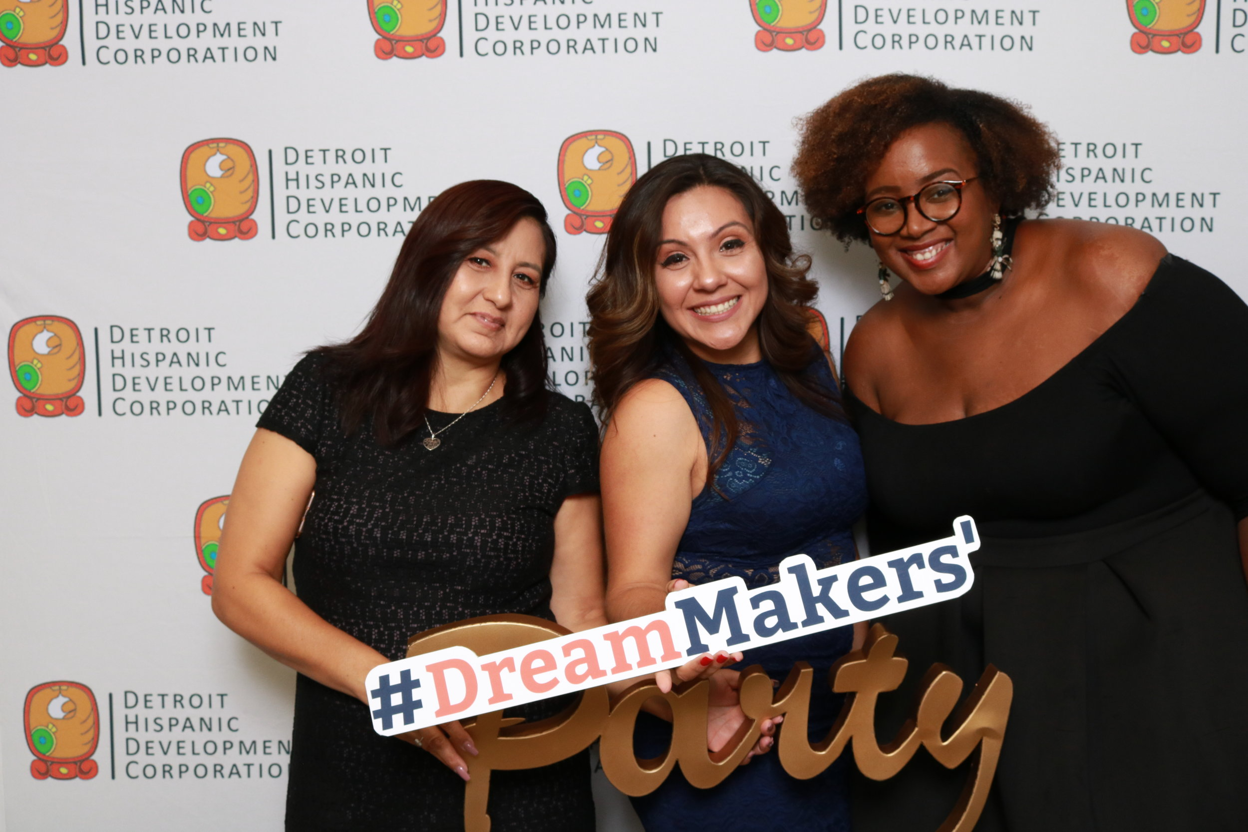 Detroit Hispanic Development Corporation's Dream Makers' Gala