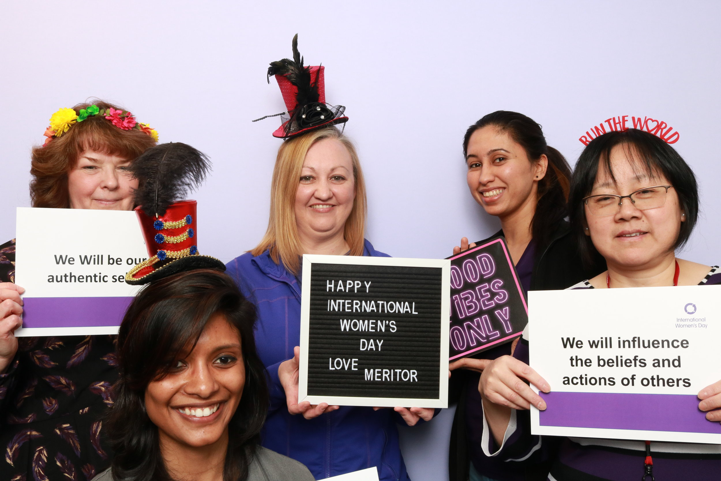 Meritor's International Women's Day Lunch