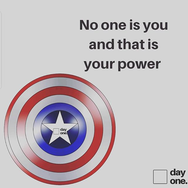 We've all got strengths and weaknesses. Harness your strengths and remember they're part of your power!  Recognizing and leveraging yourself off them involves regular REFLECTION and ACTION.  Happy Thursday amd remember to recognize your superpower! 👊  #notallheroeswearcapes #leverageyourstrengths #dayone #podiatry #physiotherapy #dietician #chiropractic #osteopathy #occupationaltherapy #alliedhealth #reflection