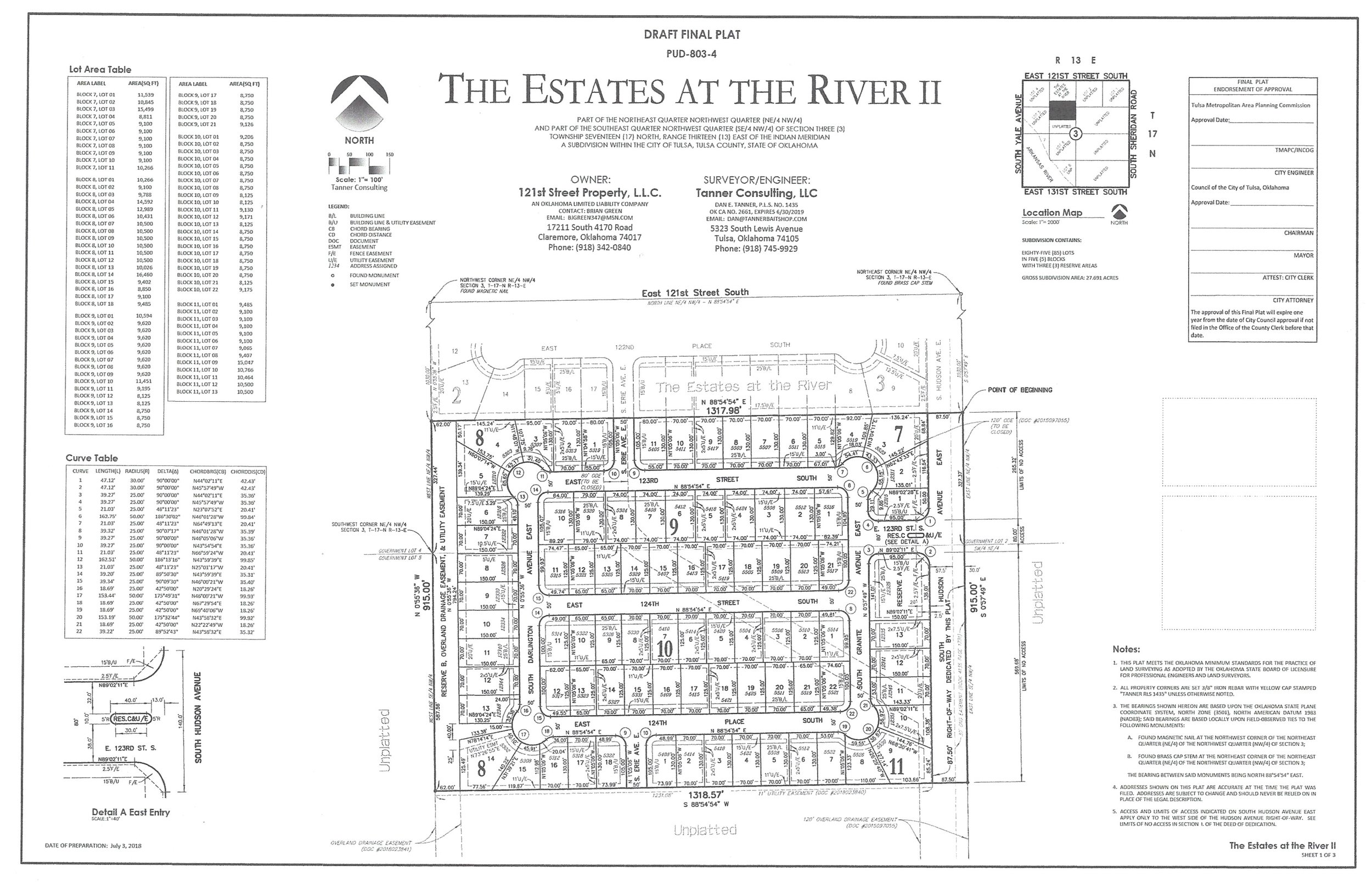 The Estates At The River II   Tulsa
