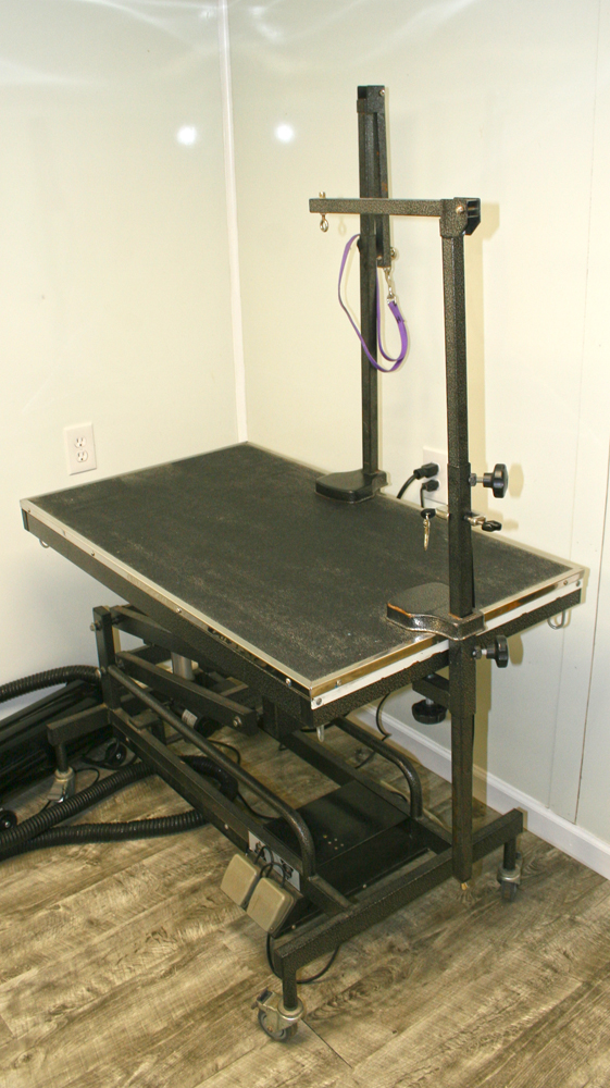 CSCM Grooming equipment