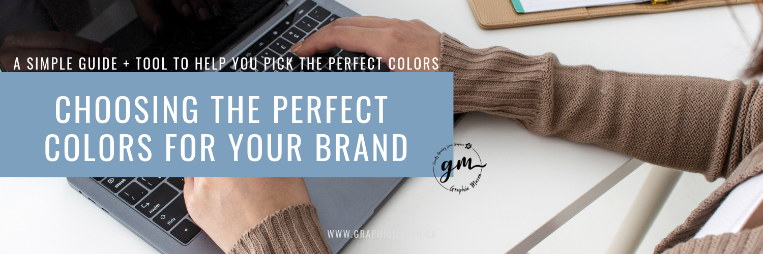 Colors for your brand