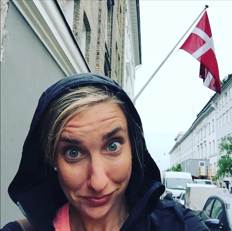 """Summer"" in Denmark"
