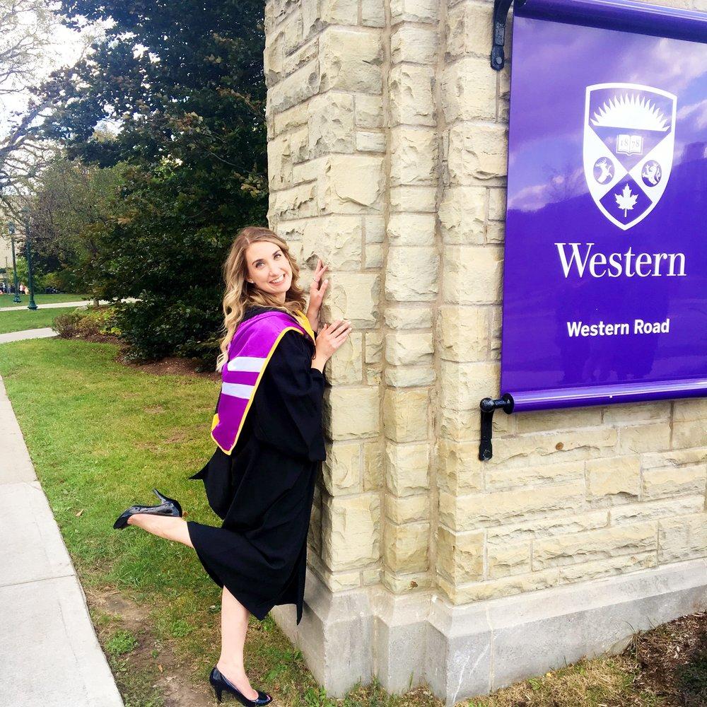 Emma Jack Physiotherapist, Western Graduate