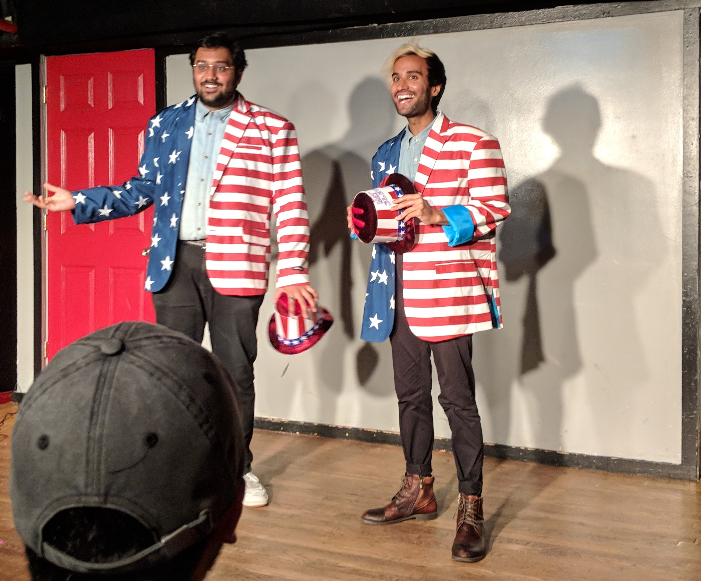 Two Americans Doing Sketch Comedy: Neil and Utkarsh Get Married!