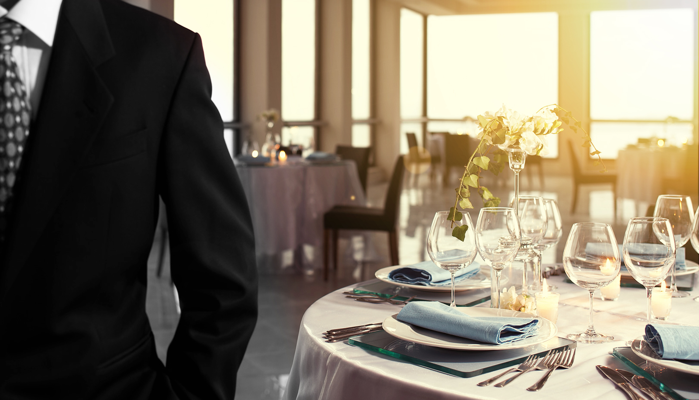 Fine Dining Full Service Restaurant
