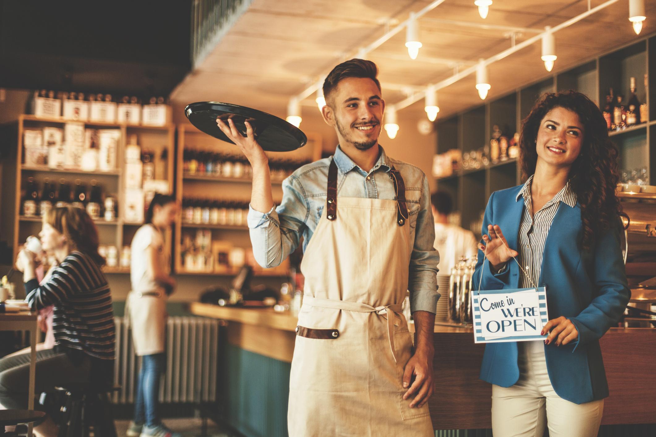 Restaurant Owner Operator
