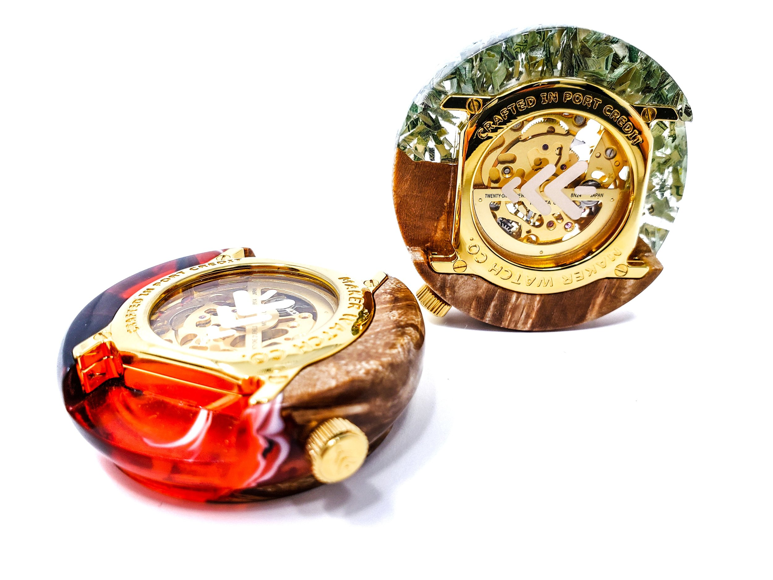 Maker Watch Co. Handcrafted in Port Credit