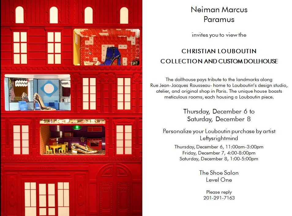Neiman marcus | Christian Louboutin