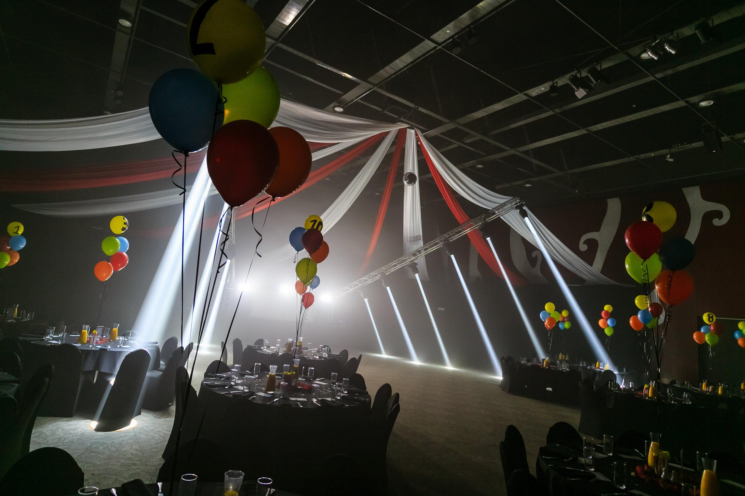 The Circus - John Paul College Ball