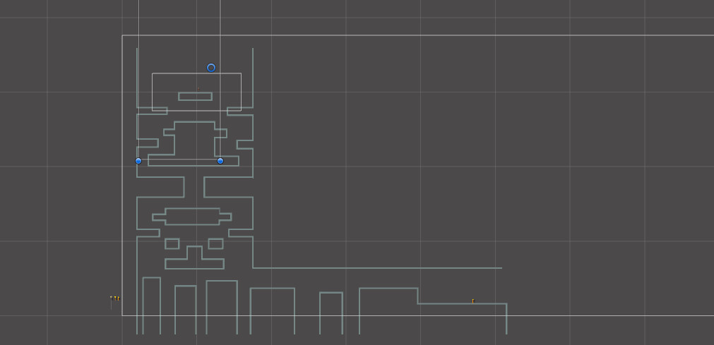 WIP of one of War Ender's later levels.