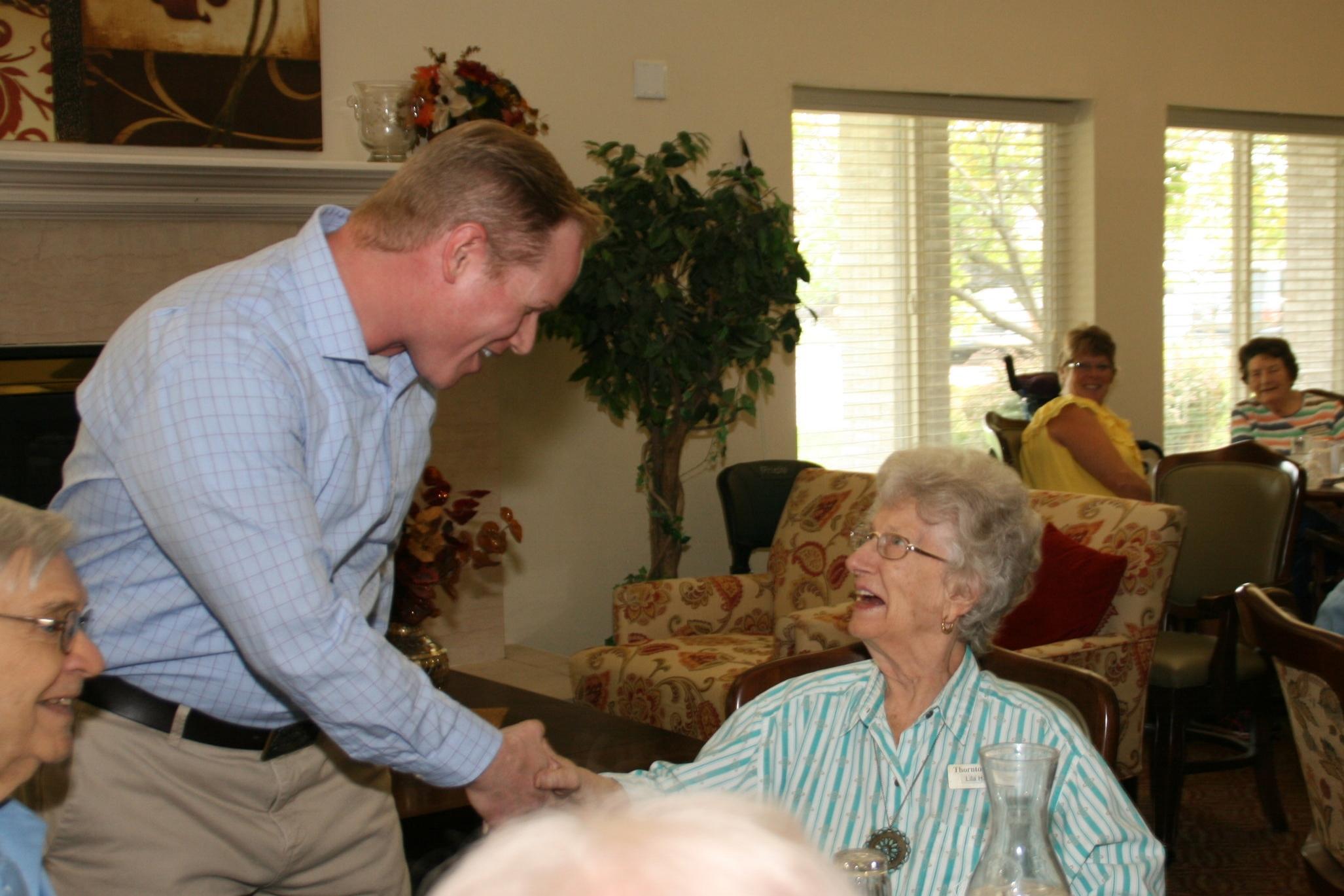 Protecting Seniors  -