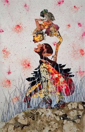 Wangechi Mutu: A Fantastic Journey (Brooklyn Museum)