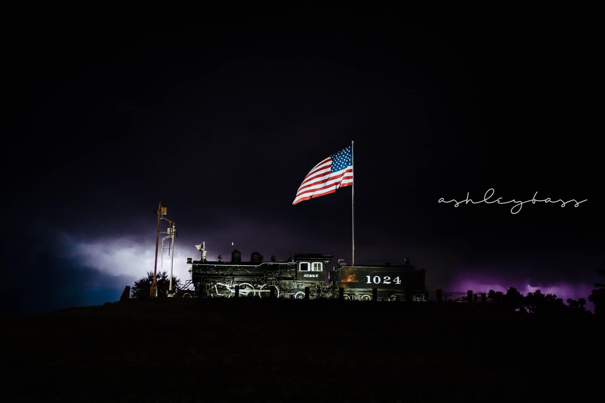 La Junta, CO Lightning Storm