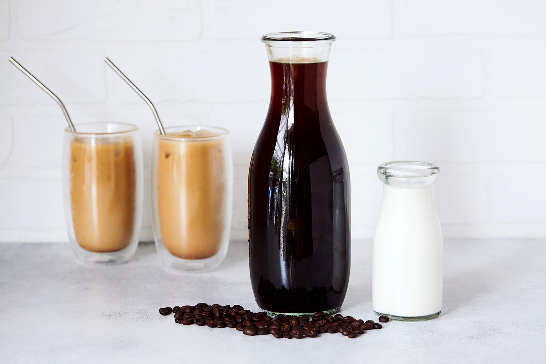 COLD BREW COFFEE -