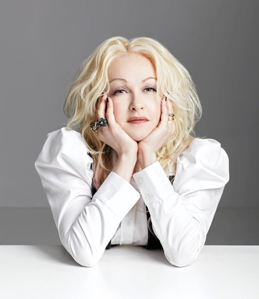 Cyndi Lauper - Singer-songwriter who has consistently been the first woman to win awards and top charts over the last three decades