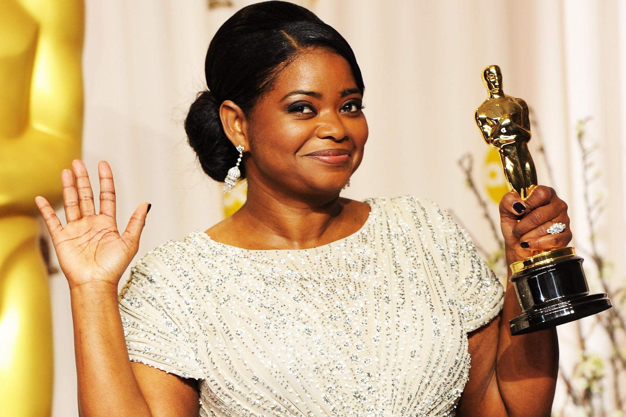 Octavia Spencer - Award winning actress known for The Help and Hidden Figures