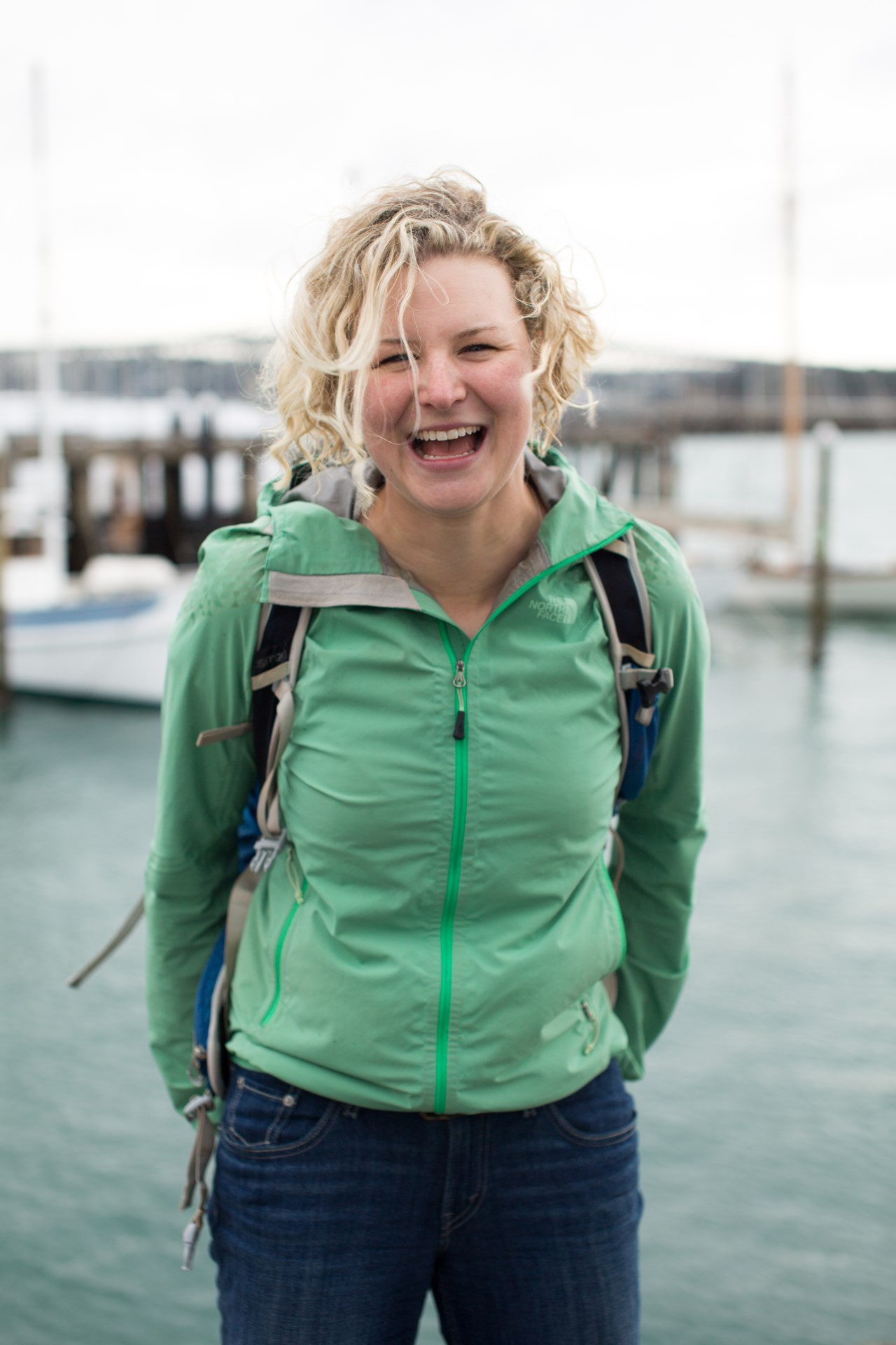 Anna McNuff - Cycled 11,000 miles through every state in the US, ran 1,911 miles along the Te Araroa trail, cycled along the spine of the Andes and ascended over 100,000 metres on a bike