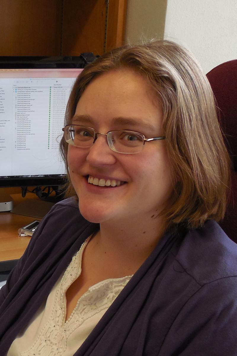 Melanie Wood - First female American to make the U.S. International Mathematical Olympiad Team