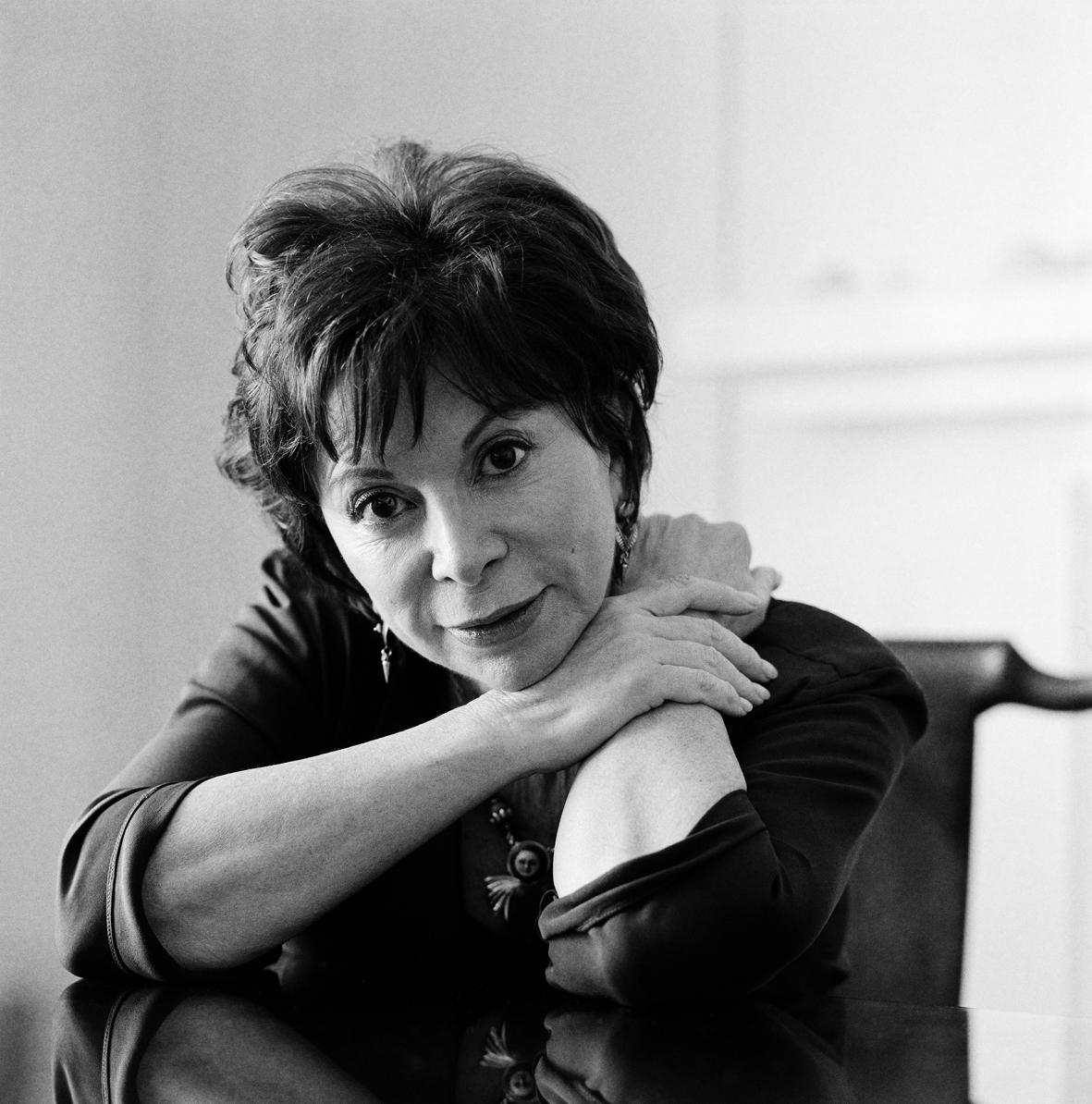 Isabel Allende -