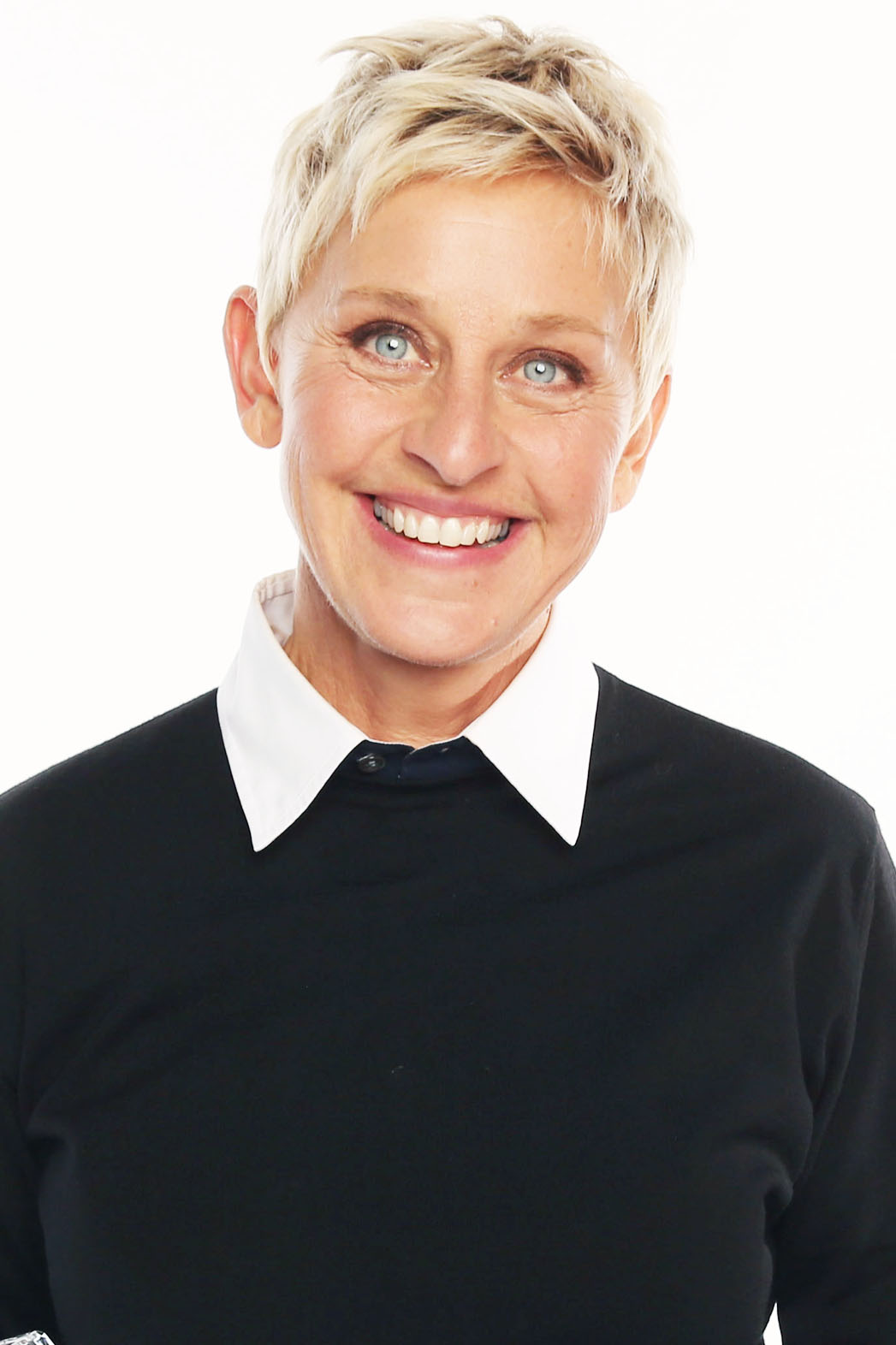 Ellen DeGeneres - First person to play an openly gay character on primetime television
