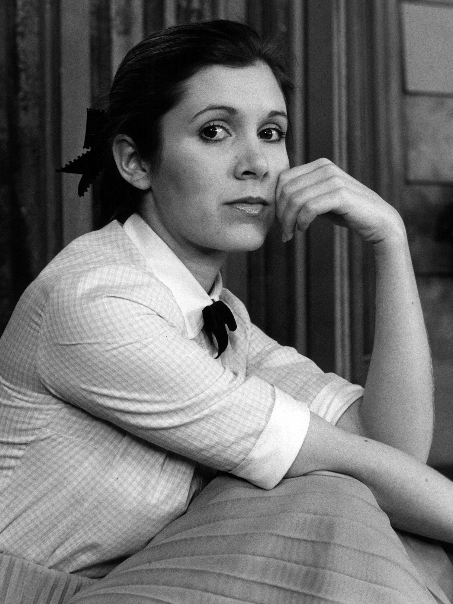 Carrie Fisher - General Leia Organa