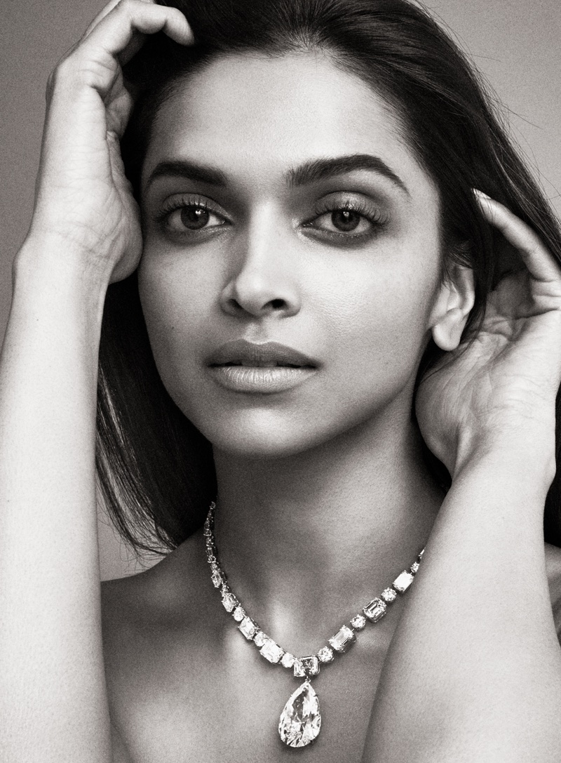 Deepika Padukone - Indian film actress, womens rights and mental health advocate