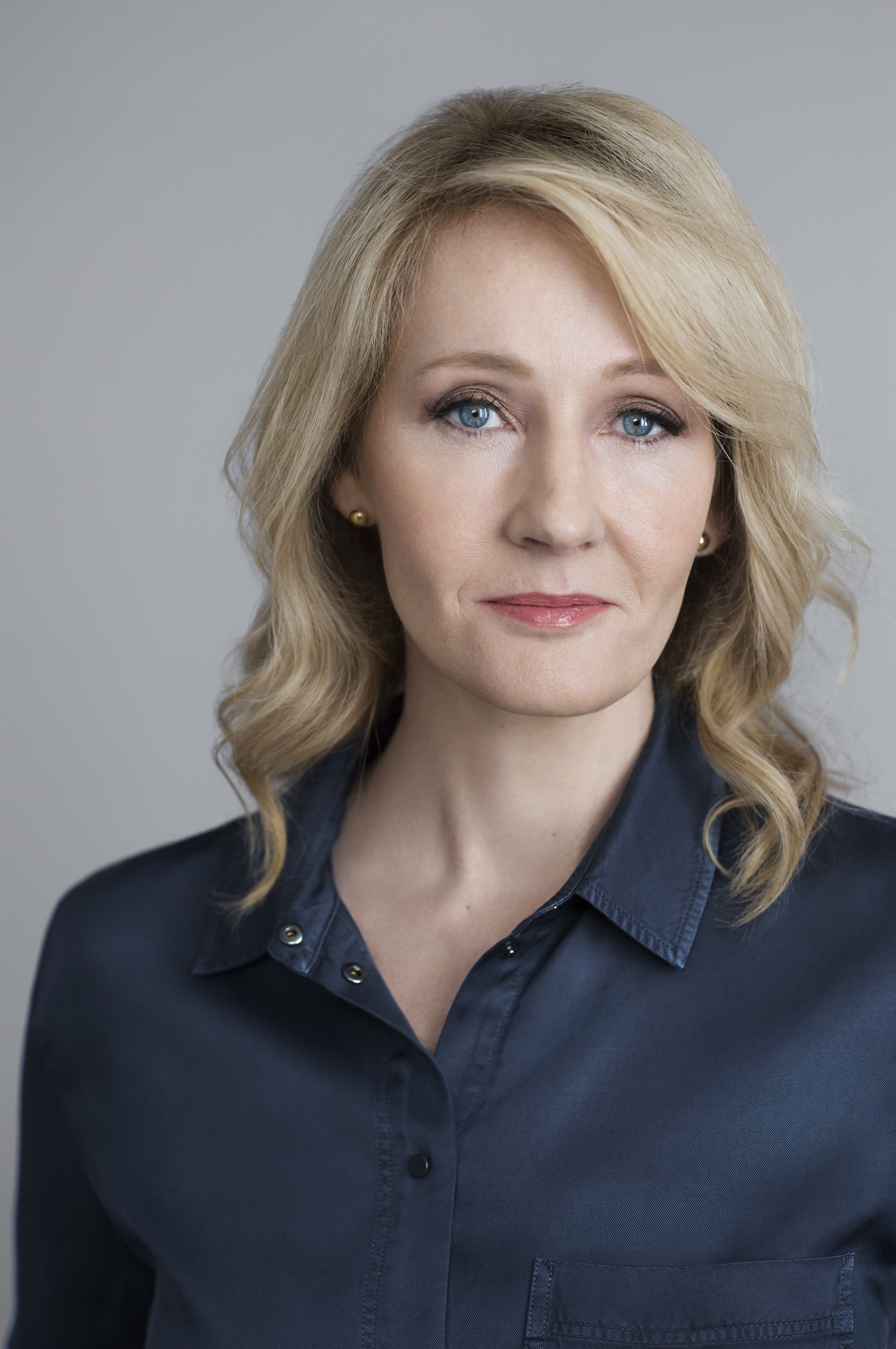 J.K. Rowling - First person to become a billionaire through writing books