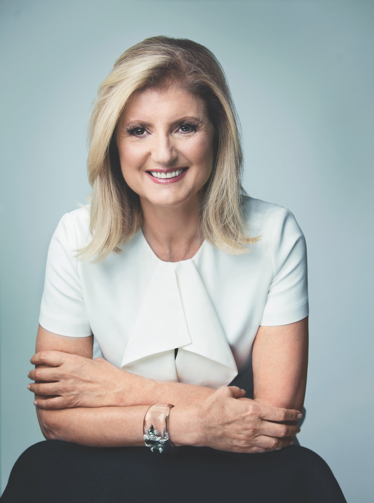 Arianna Huffington - Co-founder and former editor-in-chief of The Huffington Post
